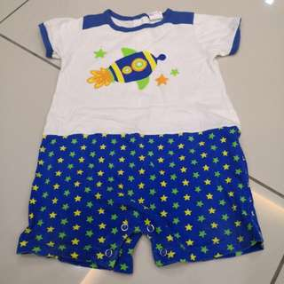 Tolly Joy Romper (6-12m)