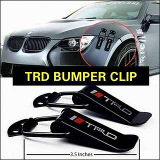 Bumper clip (TRD)
