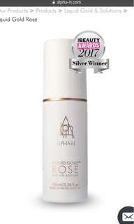 Alpha-H Liquid Gold Rose Edition