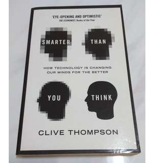 [Educational Book] Smarter Than You Think: How Technology is Changing Our Minds for the Better