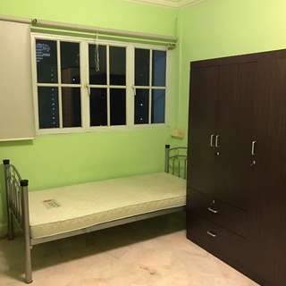 Common Room (2-Bedder) at Jalan Besar