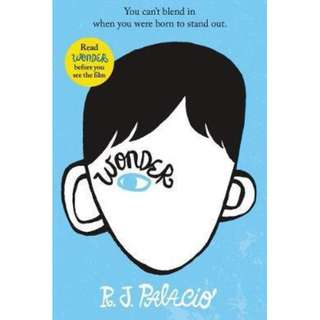Wonder by R. J. Palacio : Winner of the Deutscher Jugendliteraturpreis 2014