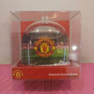 Manchester United Stadium Snow Dome