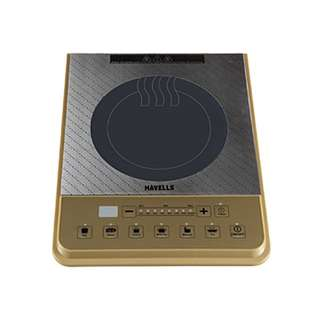 Havells GOCICBLK16051 – Induction Cooker – Silver and Golden