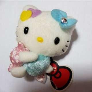 Hello Kitty Plush sanrio keychain