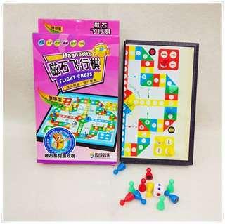 磁石飛行棋 益智玩具 益智遊戲