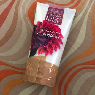 Creamy Body Wash