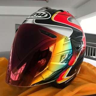 Arai Aoyama Ram3 Helmet