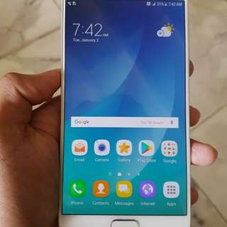 Samsung Galaxy Note 5 32GB 4GB ram White Pearl 4G LTE