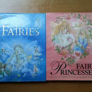 Fairies books for children