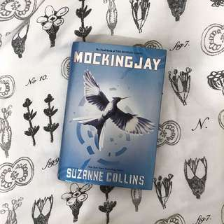 mockingjay the hunger games fiction storybook hardcover edition