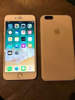 Apple IPhone 6 Plus 64G 金色 跟機送Apple 原裝機殼