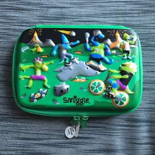 Smiggle Hard Top Scented Pencil Case