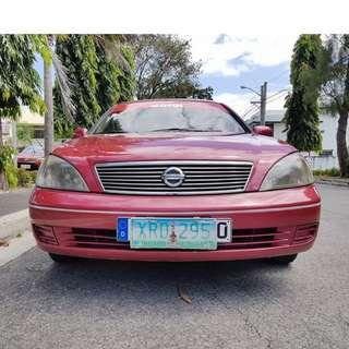 Nissan Sentra 2004 1.6 GSX Automatic