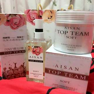 Aisan Top Team Products !!😍
