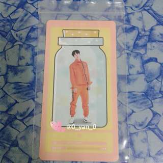 [WTS Only] BTS Jin 4th Muster Cloud card