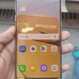 Samsung Galaxy S7 Edge Duos 32GB 4GB ram Platinum Gold 4G LTE