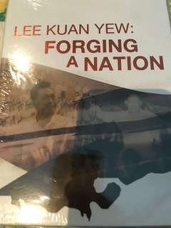 DVD - Lee kuan yew forging a nation