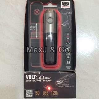 Rear Safety Light Cateye Volt 50