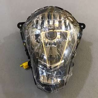 KTM Duke Headlight Assemby