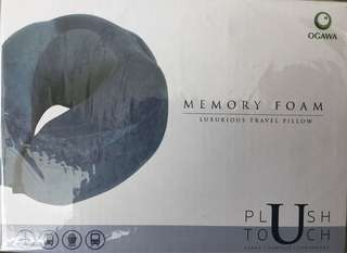 Ogawa Memory Foam Travel Pillow