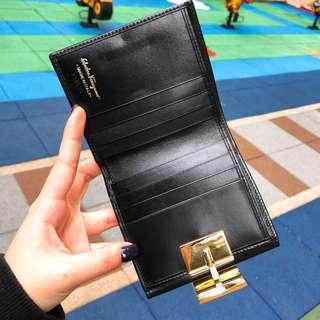 Vintage Salvatore Ferragamo Wallet連盒