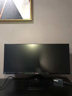 LG 25UM55 21:9 Ultrawide Full HD Monitor