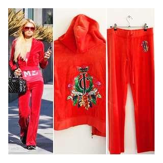 Juicy Couture Set (Paris Hilton Approved, 2000 sass)
