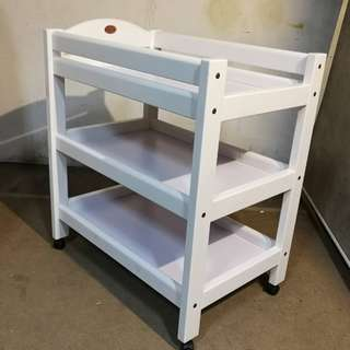 High Quality Boori Country Collection Changing Table