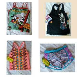 preloved summer outfit for your kids