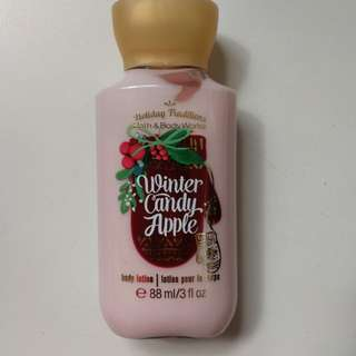 Body & Bath Works body lotion