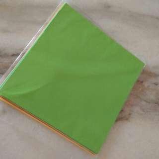 Big origami paper