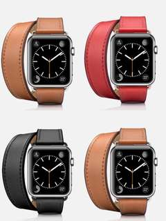 Apple Watch Band- Genuine Leather (100% New)