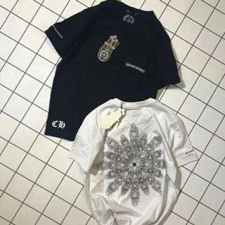 Chrome hearts snowy tee