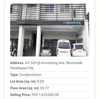 Condominium at Moonwalk Parañaque For sale