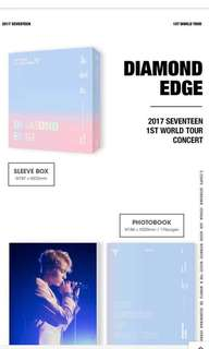 SEVENTEEN DIAMOND EDGE