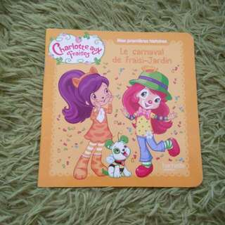 French Book - Charlotte Aux Fraise
