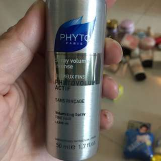 phyto leave in volumizing spray