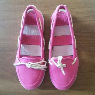 Pink Reva (Rubber) Shoes