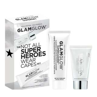GlamGlow The Not All Super Heroes Wear Capes Set (Limited Edition)