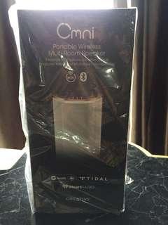 Omni Portable Wireless Multi Room Speaker