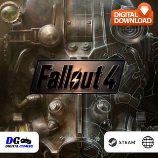 🆕Fallout 4 Steam PC (Steam) (Global)