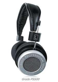 Grado Professional Series PS500 Headphones