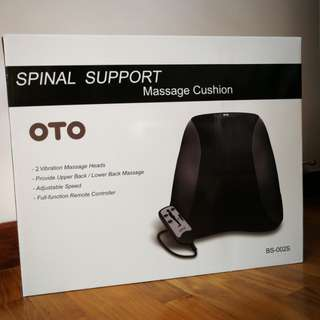 OTO Spinal Support Back massager