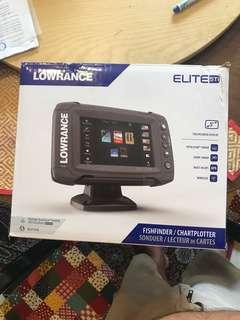 Lowrance Chartplotter/Fishfinder Elite 5 Ti