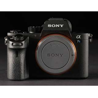 Sony A7S MK ll Body Only , Come With sony 128gb card and 15 month Sony Malaysia Warranty