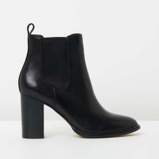 Windsor Smith Torp Boot Black