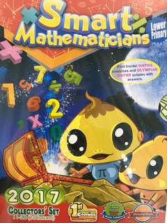 Smart Mathematicians lower primary 2017