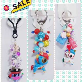 *On sale* Frenize beads keychain