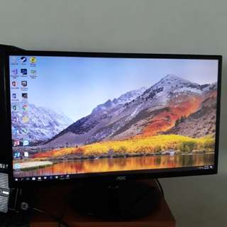 "AOC 24"" Monitor screen HDMI 2461W"
